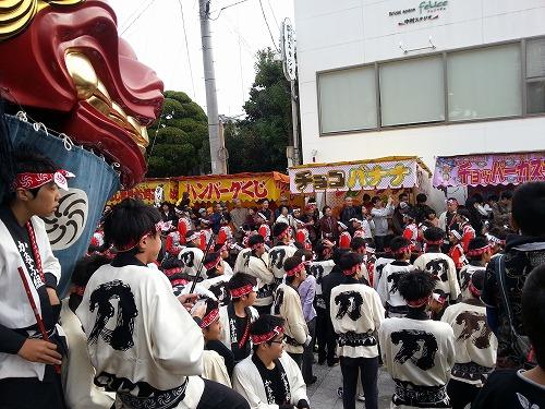 唐津くんち 刀町 2012